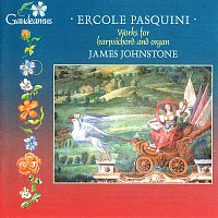 Přední strana obalu CD Pasquini: Works for Harpsichord and Organ