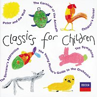 Různí interpreti – Classics for Children [2 CDs]