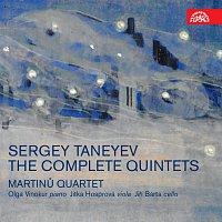 Kvarteto Martinů – Tanějev: Kompletní kvintety