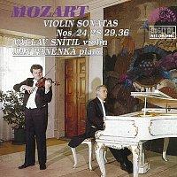 Václav Snítil, Jan Panenka – Mozart: Sonáty pro housle a klavír č. 24,21, 29, 36