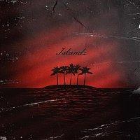 Přední strana obalu CD Islands