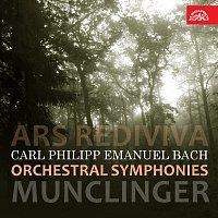 Ars rediviva, Milan Munclinger – Bach: Orchestrální sinfonie