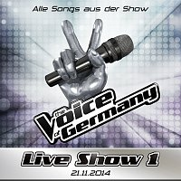 The Voice Of Germany – 21.11. - Alle Songs aus Liveshow #1
