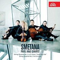 Pavel Haas Quartet – Smetana: Smyčcové kvartety č. 1 e moll & č. 2 d moll