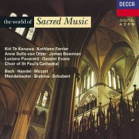 Různí interpreti – The World of Sacred Music