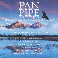 Přední strana obalu CD Pan Pipe Moods