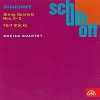 Kocianovo kvarteto – Schulhoff: Smyčcové kvartety č. 0 - 2