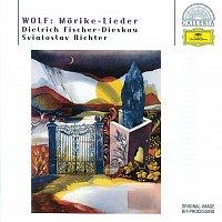 Přední strana obalu CD Wolf: Morike-Lieder