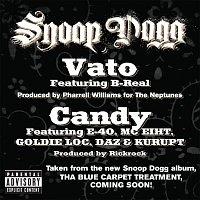 Přední strana obalu CD Vato & Candy