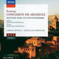Carlos Bonell, Orchestre Symphonique de Montréal, Charles Dutoit – Rodrigo: Concierto de Aranjuez; Fantasia para un gentilhombre etc
