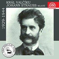 Různí interpreti – Historie psaná šelakem - Král valčíku Johann Strauss mladší
