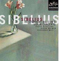 Gidon Kremer, Riccardo Muti, Philharmonia Orchestra, Paavo Berglund, Bournemouth Symphony Orchestra – Sibelius: Violin Concerto; Symphony No. 2