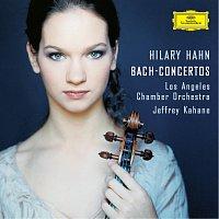 Přední strana obalu CD J.S.Bach: Violin Concertos
