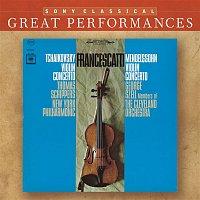 New York Philharmonic, The Cleveland Orchestra, Zino Francescatti – Mendelssohn & Tchaikovsky: Violin Concertos