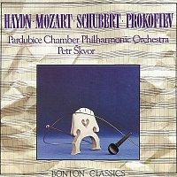 Joseph Haydn, Komorní filharmonie Pardubice, Petr Škvor – Haydn, Mozart, Schubert, Prokofjev
