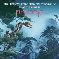Přední strana obalu CD The London Philharmonic Orchestra Plays The Music Of Pink Floyd