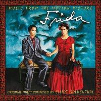 Přední strana obalu CD Frida [Original Motion Picture Soundtrack]