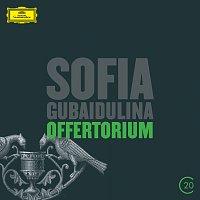 Přední strana obalu CD Gubaidulina: Offertorium