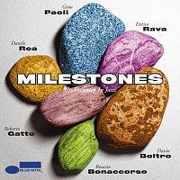 Gino Paoli, Danilo Rea, Enrico Rava, Roberto Gatto, Rosario Bonaccorso – Milestones - Un Incontro In Jazz