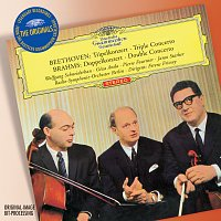 Ferenc Fricsay – Beethoven: Triple Concerto / Brahms: Double Concerto
