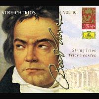 Přední strana obalu CD Beethoven:The String Trios