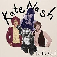 Přední strana obalu CD Kiss That Grrrl