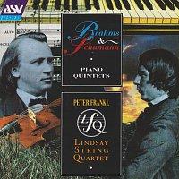Péter Frankl, The Lindsays – Brahms / Schumann: Piano Quintets