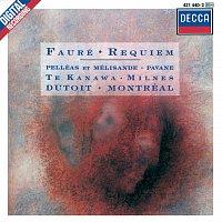 Kiri Te Kanawa, Sherrill Milnes, Choeur de l'Orchestre Symphonique de Montréal – Fauré: Requiem; Pelléas et Mélisande; Pavane for Orchestra and Choir