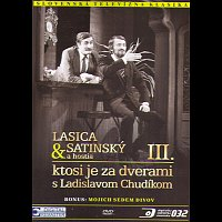 Různí interpreti – Lasica & Satinský a hostia III. Ktosi je za dverami s Ladislavom Chudíkom