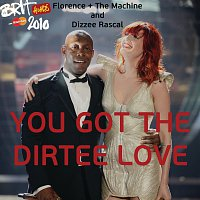 Florence + The Machine, Dizzee Rascal – You've Got The Dirtee Love [Live At The Brit Awards 2010]