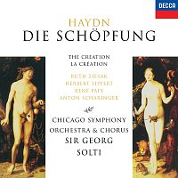 Sir Georg Solti, Ruth Ziesak, Herbert Lippert, René Pape, Anton Scharinger – Haydn: Die Schopfung (The Creation)