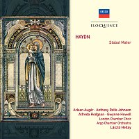 The London Chamber Choir, The Argo Chamber Orchestra, Laszlo Heltay – Haydn: Stabat Mater