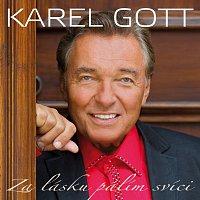 Karel Gott – Za lásku pálím svíci CD