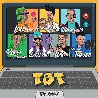 Sebastián Yatra, Rauw Alejandro, Manuel Turizo, Cosculluela, Lalo Ebratt, Llane – TBT [Remix]
