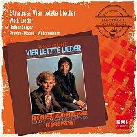 Anneliese Rothenberger – R.Strauss: Vier letzte Lieder & Orchesterlieder