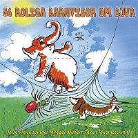 Blandade Artister – 56 roliga barnvisor om djur