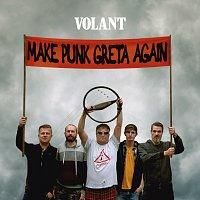 Přední strana obalu CD Make Punk Greta Again