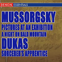 Various – Mussorgsky: A Night on Bald Mountain - Pictures at an Exhibition; Dukas: Sorcerer's Apprentice