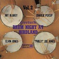 Art Blakey, Charlie Persip, Elvin Jones, Philly Joe Jones – Gretsch Drum Night At Birdland Vol. 2