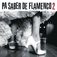 Přední strana obalu CD Pa Saber De Flamenco 2