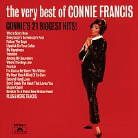 Connie Francis – The Very Best Of Connie Francis - Connie 21 Biggest Hits