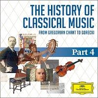Přední strana obalu CD The History Of Classical Music - Part 4 - From Tchaikovsky To Rachmaninov