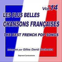 Gilles David Orchestra – Die besten franzosischen Songs Vol. 14 - The Best French Songs Vol. 14