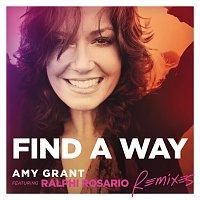 Amy Grant, Ralphi Rosario – Find A Way [Remixes]