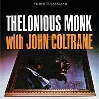 Přední strana obalu CD Thelonious Monk with John Coltrane [OJC Remaster]