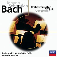 William Bennett, Thurston Dart, Academy of St. Martin in the Fields – Bach: Orchestersuiten Nr.1-4