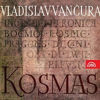 Přední strana obalu CD Vančura: Kosmas
