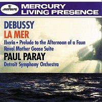 Detroit Symphony Orchestra, Paul Paray – Ravel: Daphnis et Chloe, Suite No.2; Valses nobles et sentimentales, etc./Debussy: Nocturnes; Petite Suite