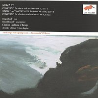 Douglas Boyd, Richard Hosford, Chamber Orchestra Of Europe, Alexander Schneider – Mozart: Oboe Concerto in C; Sinfonia Concertante in E flat; Clarinet Concerto in A