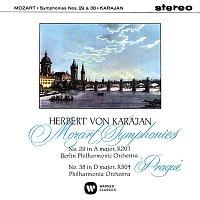Herbert von Karajan, Berliner Philharmoniker – Mozart: Symphonies Nos 29 & 38